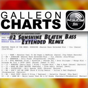 Sunshine #2 Galleon Charts