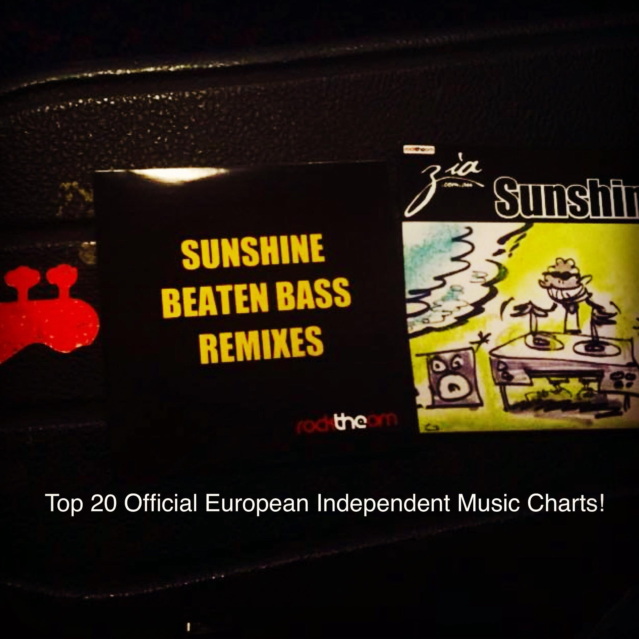 Top 20_Official European Independent Music Charts